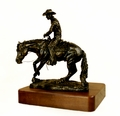 Reining Horse Trophy - Log in for quantity pricing of 2 or more trophies.