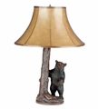 Tree Bears Lamp