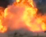 A Liberty Gun Safe exploded with Dynamite Video