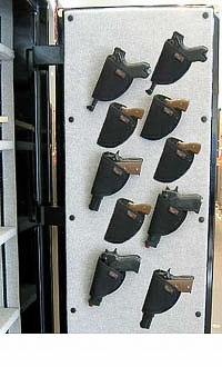 Acorn Velcro Pistol Holsters - 10 pack