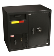 American Security DSF2731 Front Drop with Side Safe