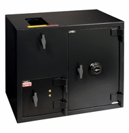 American Security DST2731 Top Rotary Drop with Side Safe
