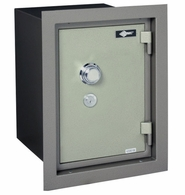 American Security WFS149D 1 Hour Fire Resistant Wall Safe