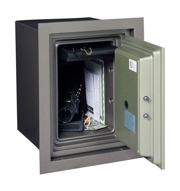 American Security Wfs149e5lp Amsec Fireproof Wall Safe