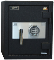 American Security BF1512 Home & Office Fireproof Burglary Safe