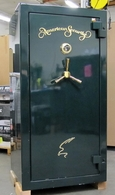 Amsec BF6030 Gun Safe Used with Fire and Burglary ratings