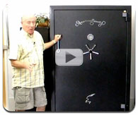 Amsec BF7250 Gun Safe Video