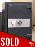 "Amsec CSC3018 Burglary &  2 Hr. Fire resistive Safe ""2 of 2"""