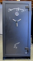 New Amsec FV5930 Fire Gun Safe W/ paint rub on door