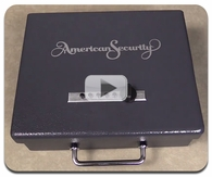Amsec PS1210HD Pistol Safe Video