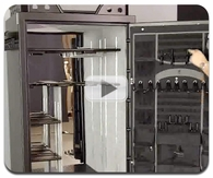 AR34F Tactical Gun Safe