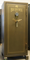 Big Horn Gun safe 5928 UL label and 1/2 fire rated, Used