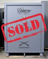 Cannon Armory A54 Gun Safe Dent & Scratched