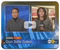 Dean Safe in the News - KCAL9