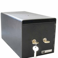 Eclipse<br>DS-101-2 Under-Counter<br>Drop Safe With Two Keys