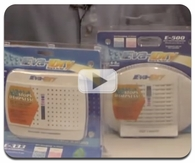 Eva-dry dehumidifier video