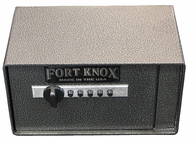 Fort Knox Auto Pistol Safe (PB5)