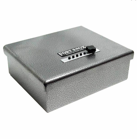 Fort Knox PB1 Original Handgun Safe Pistol Box FTK-PB