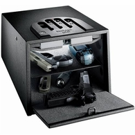 GunVault<br>GVB2000 MultiVault<br>Biometric Handgun Safe