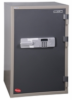 Hollon HS-1000E 2 Hour Fireproof Office Safe