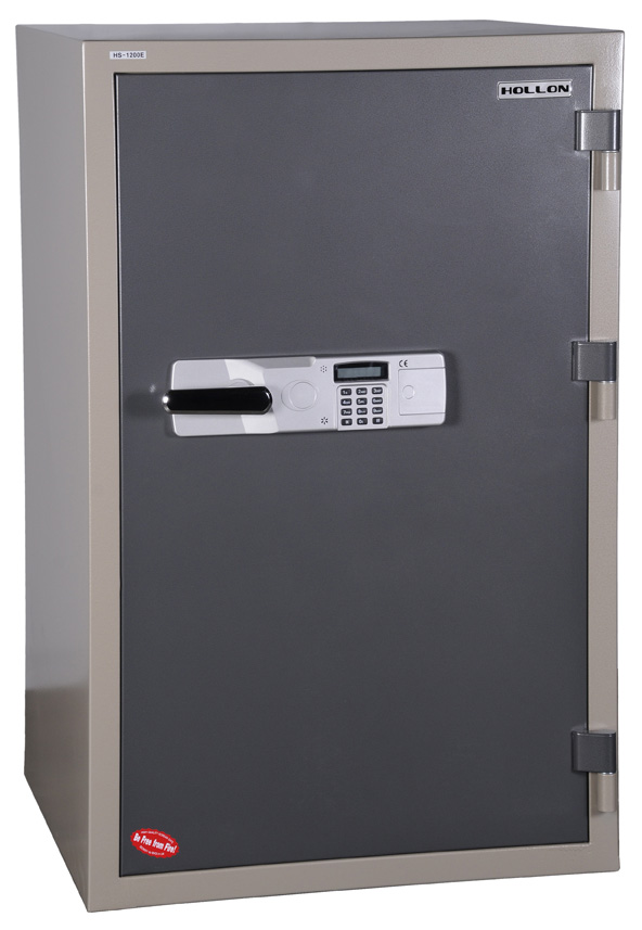 Hollon HS-1200E 2 Hour Fireproof Office Safe - View All Office Safes