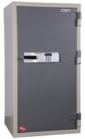 Hollon HS-1400E 2 Hour Fireproof Office Safe