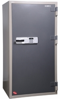 Hollon HS-1600E 2 Hour Fireproof Office Safe