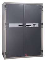 Hollon HS-1750E 2 Hour Fireproof Office Safe