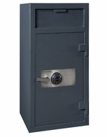 Hollon FD-4020CILK B Rated Front Loading Drop Safe