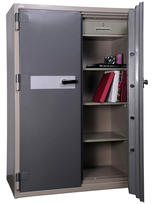 Hollon 2 Hour Fireproof Office Safe HS-1750E - View All Office Safes