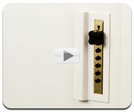 How to change a combination on Simplex Locks