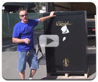 How To Receive & Inspect a Gun Safe - Tricks of the Trade