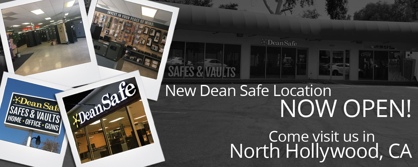 New North Hollywood Safe Showroom Location