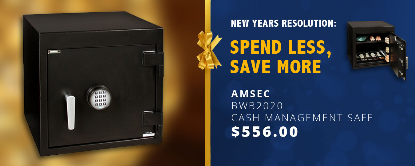 Resolution: Spend Less, Save More | AMSEC B2020