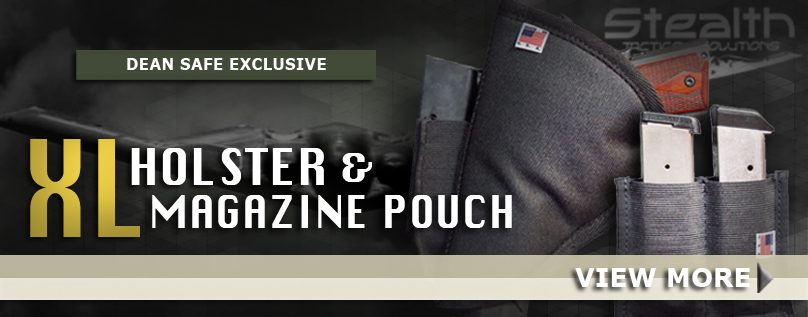 Stealth Tactical Solutions Pistol Holster & Magazine Holder