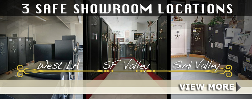 3 Safe Showroom Locations To Serve You