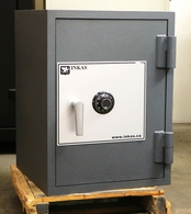 Used Inkas Fire and Burglary resistive composites safe ST-2717    2 of 2
