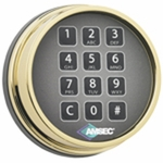 Instructions For Opening & Changing Combinations On Locks