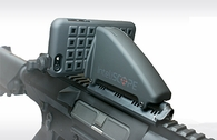Inteliscope Tactical Rifle Adapter for use with your Apple Ipod or Iphone.