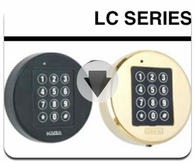 Kaba Mas LC Electronic Digital Lock Instructions