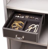 Liberty Safe's Under-Shelf Jewelry Drawers