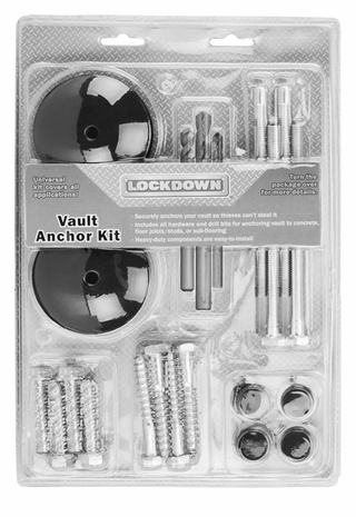 Lockdown<br>Vault Anchor Kit