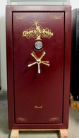 New Liberty Lincoln LZ-25 Gun Safe, rubs &/or scratches on side and back