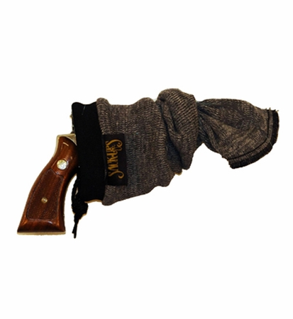 "Sack-Ups 13.5"" Knitted Silicone-Treated Pistol Sock"