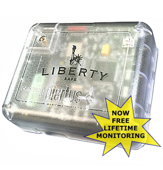 Liberty SafElert Gun Safe Alarm