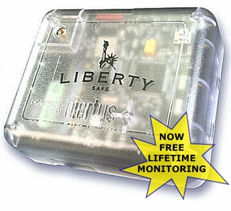 SafElert Gun Safe Alarm (Liberty Safe Alert)