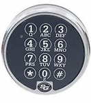 Sargent and Greenleaf 6120 Electronic Safe Lock