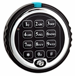 Sargent and Greenleaf Electronic Safe Lock