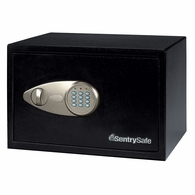 Sentry<br>X055 Handgun Safe<br>And Strong Box
