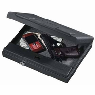 Stack-On<br>PC-650 Electronic Handgun Safe<br>TSA-approved
